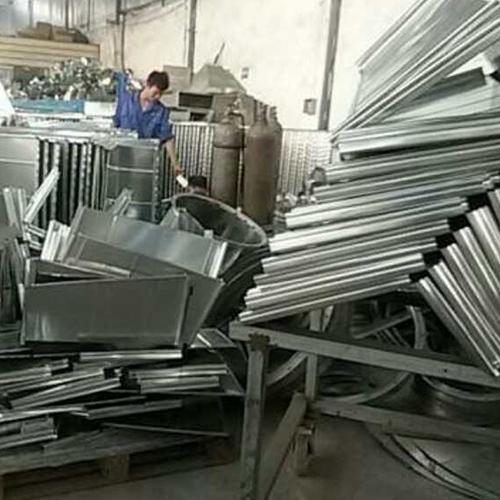 东营铁皮风管加工厂